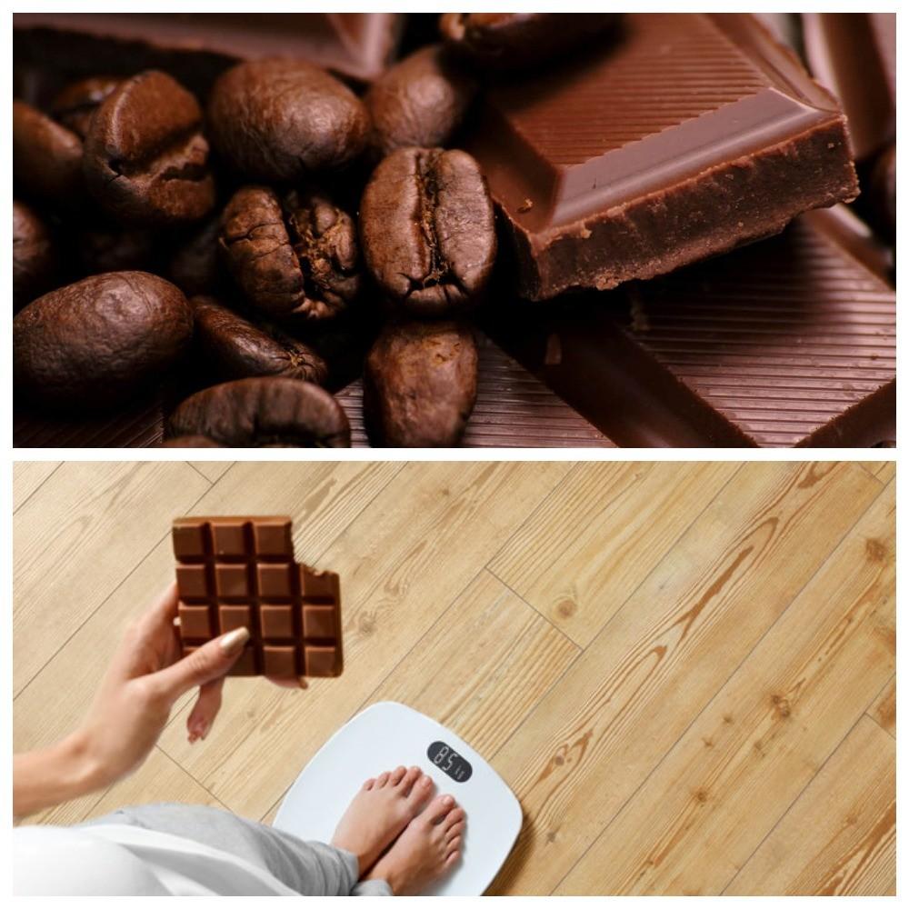 Польза шоколадной диеты