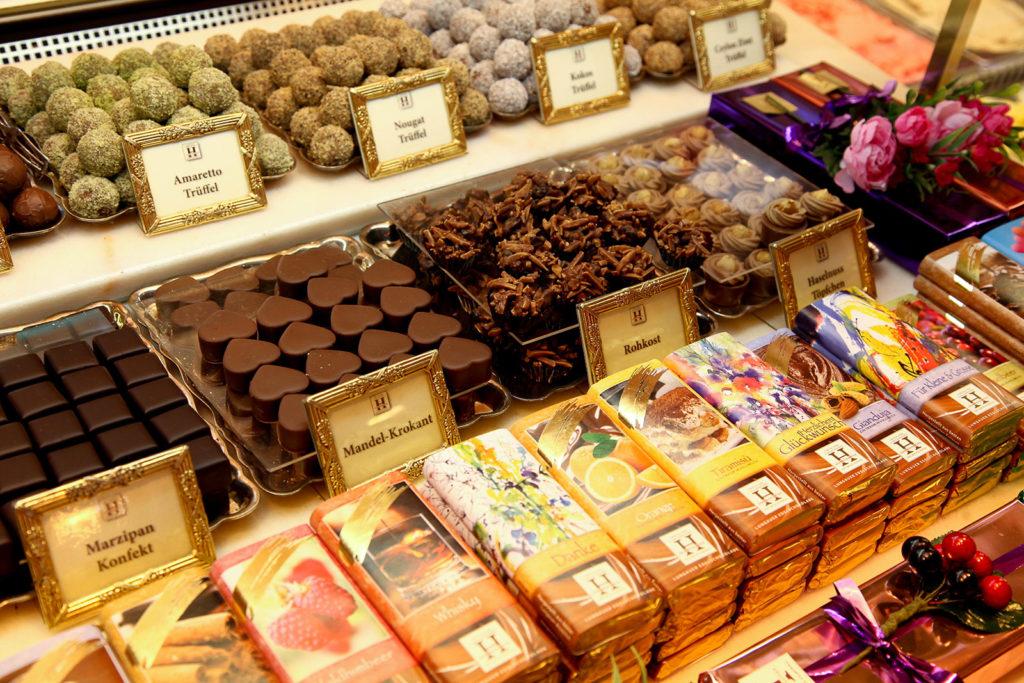 австралийский шоколад