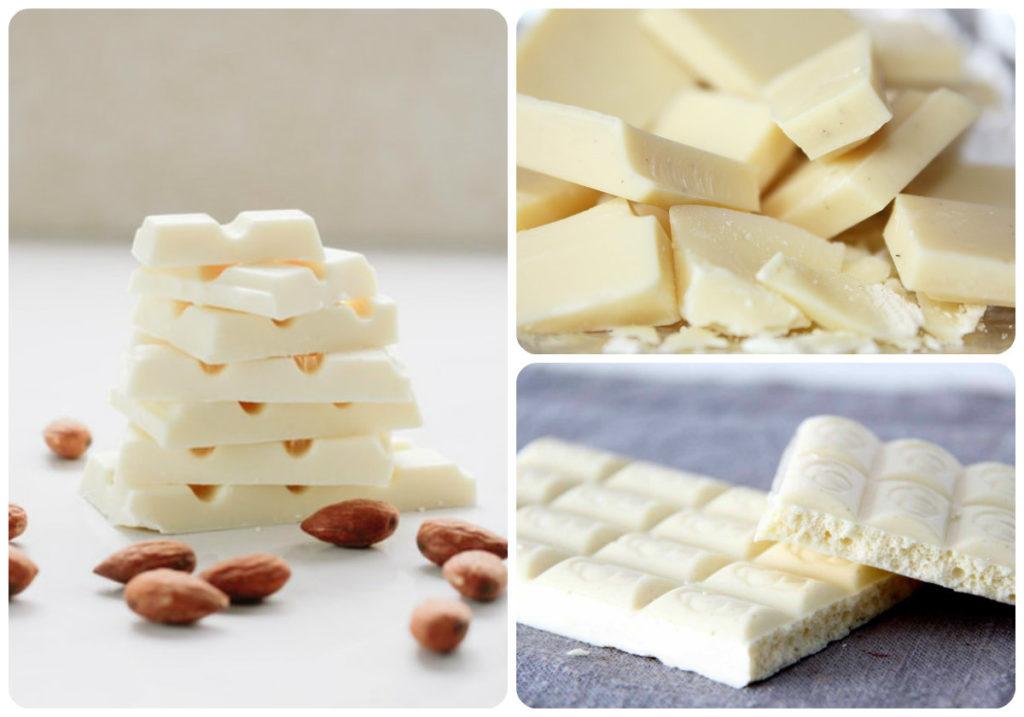 белый шоколад польза