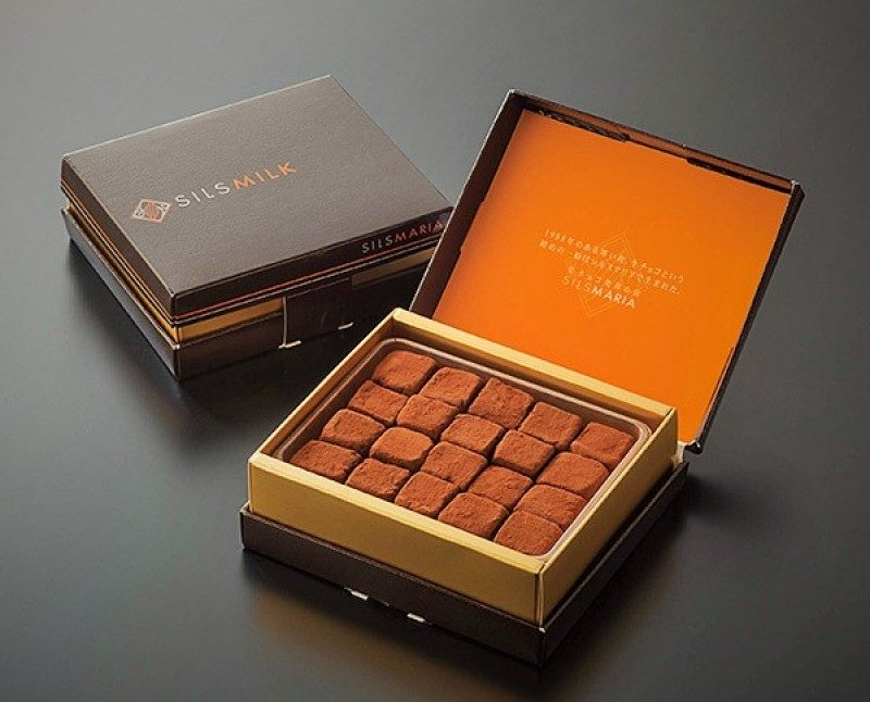 живой шоколад