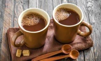 какао с молоком рецепт