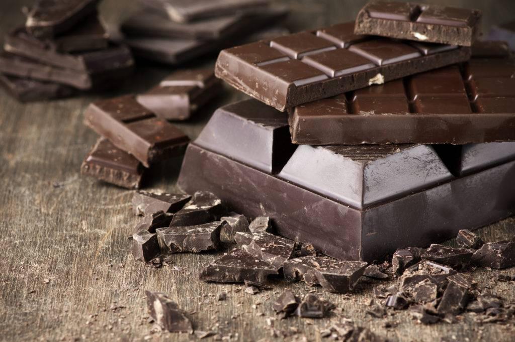 шоколад противопоказания