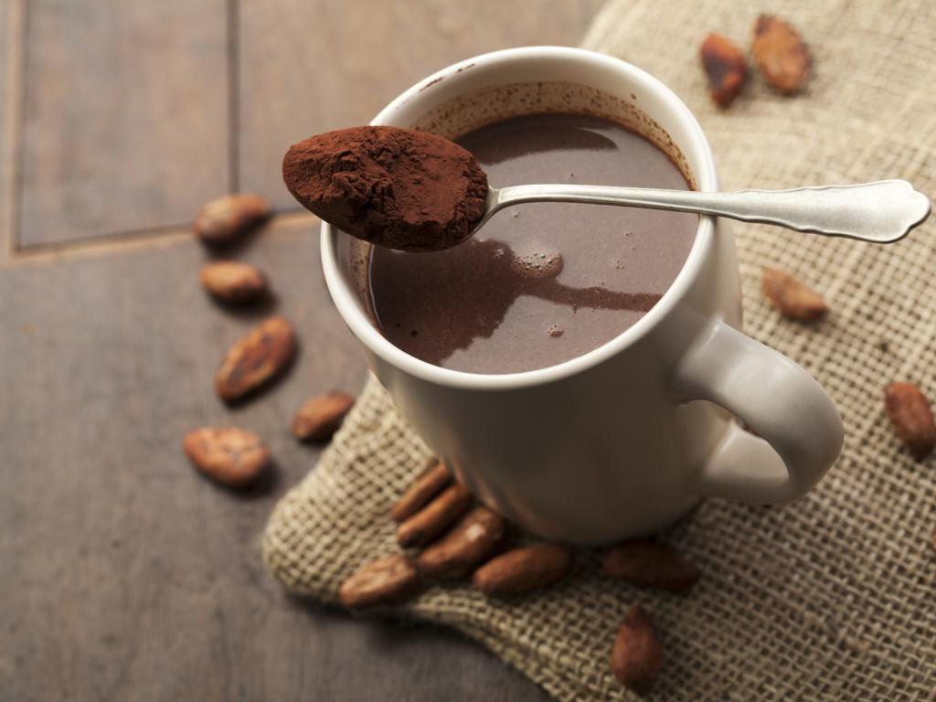 какао польза