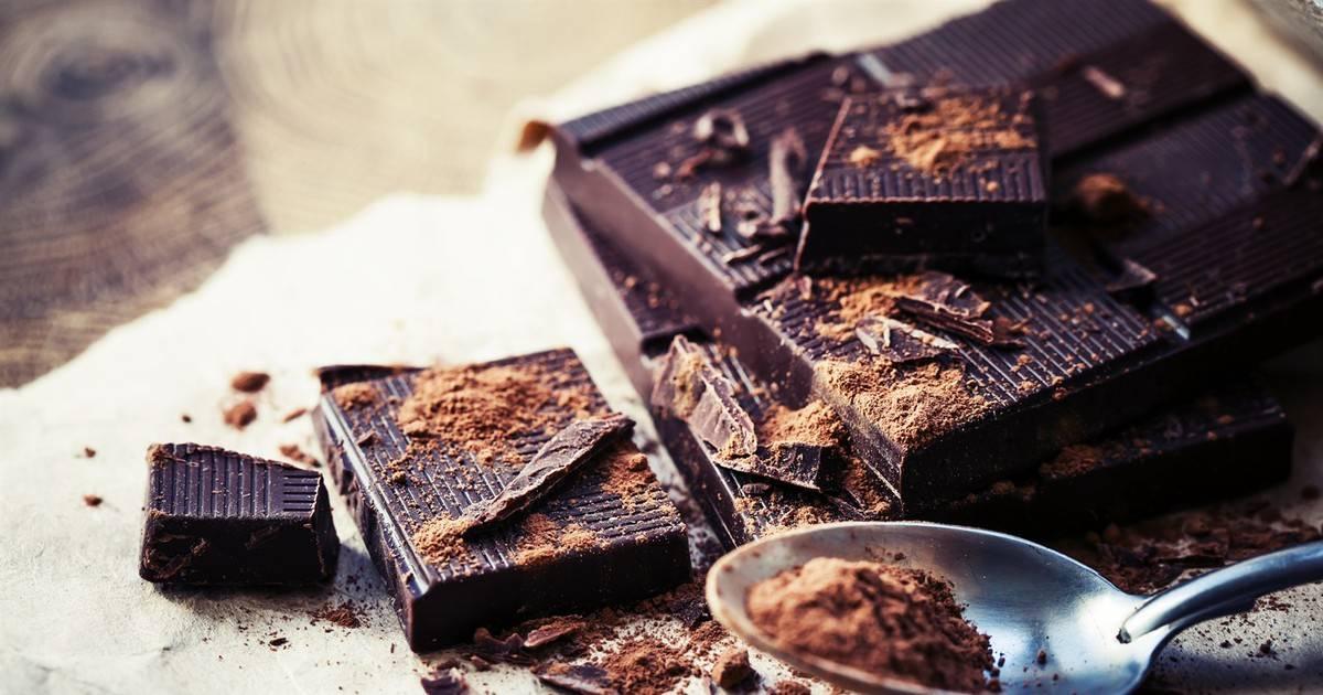 Шоколад 90 процентов какао польза и вред