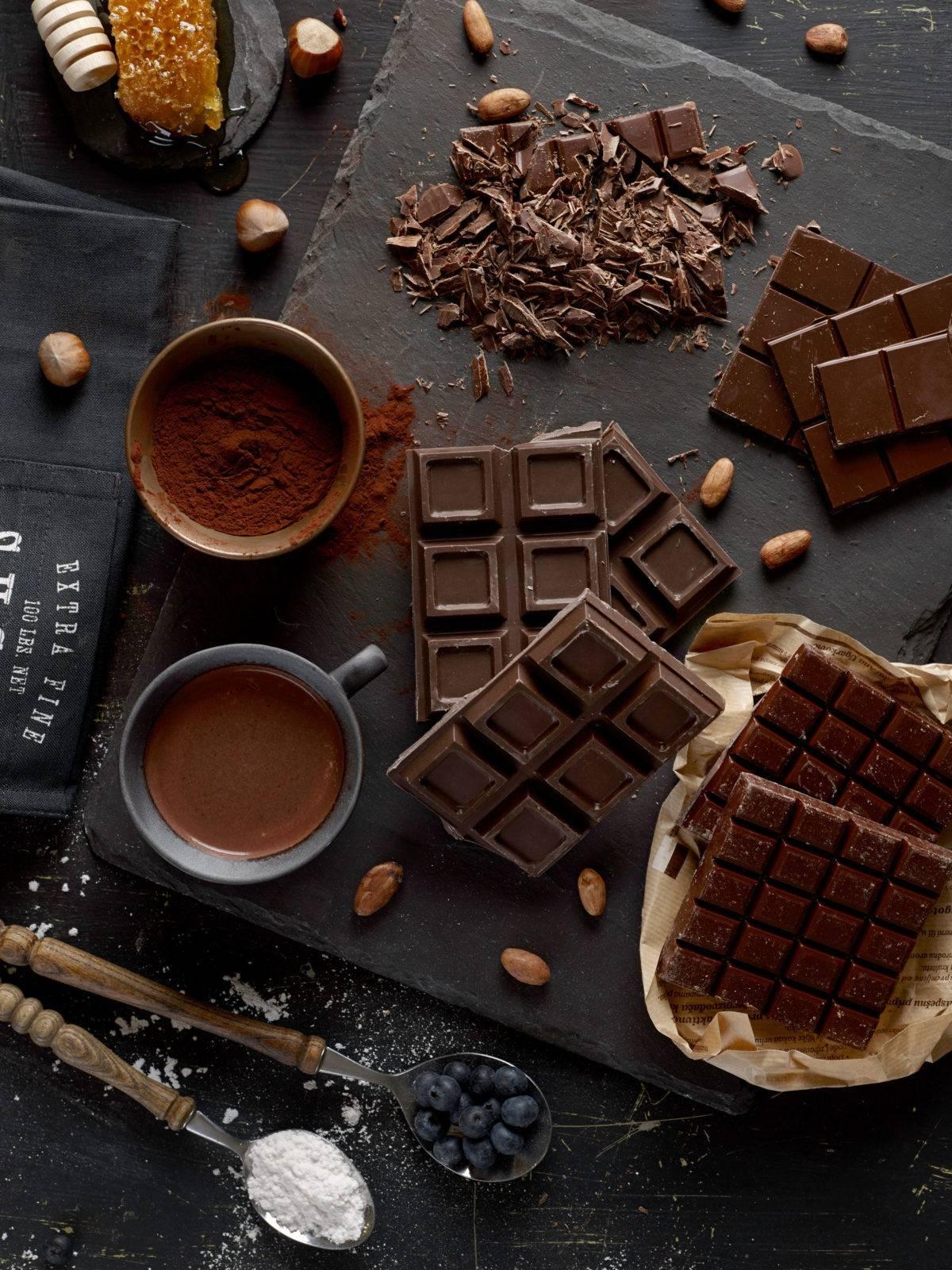 Как делают шоколад на самом деле
