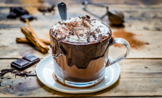 Горячий шоколад рецепты