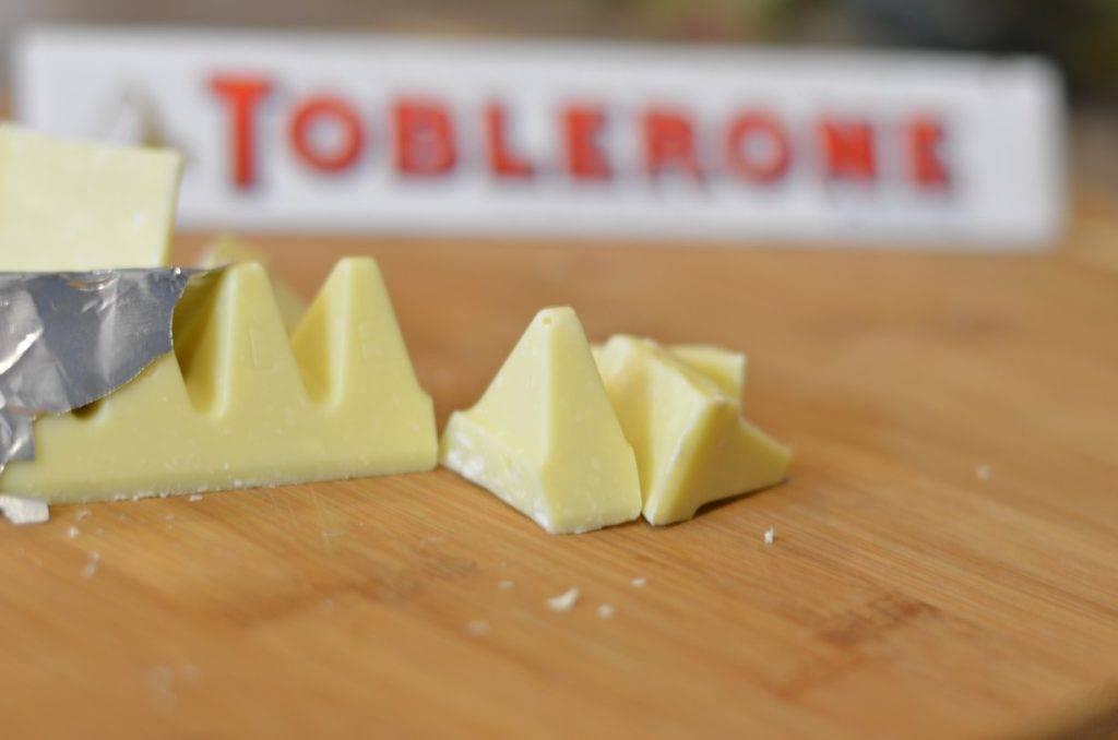 toblerone белый