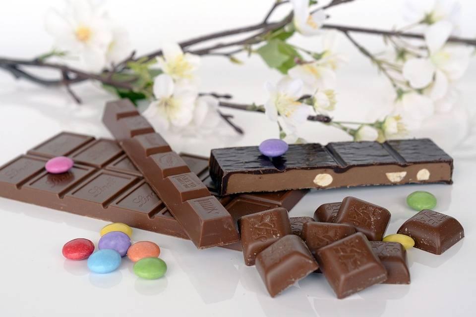 лучший молочный шоколад