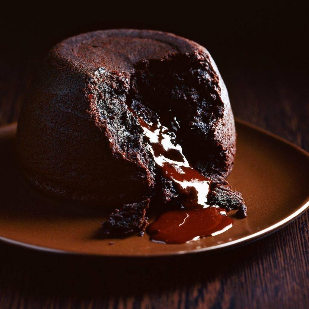 Приготовление шоколадного фондана