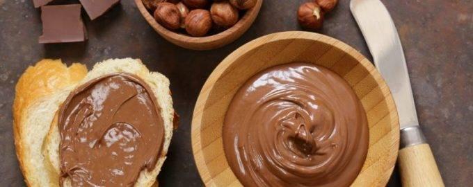 Шоколадное масло рецепты