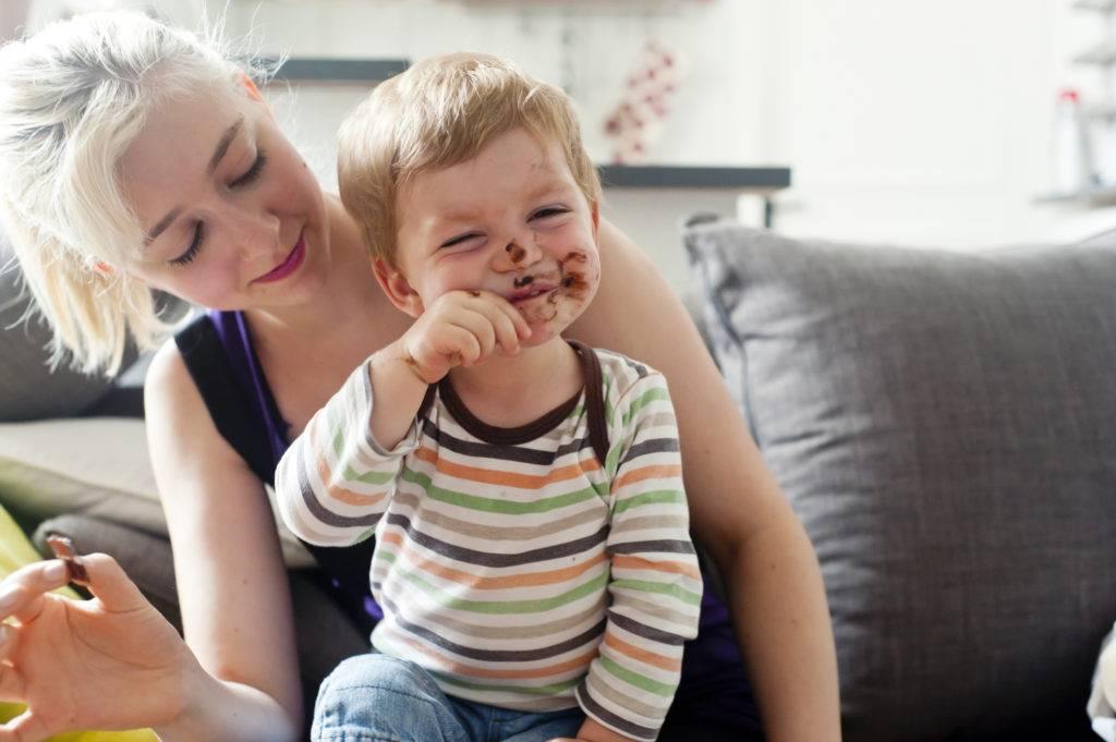 почему возникает аллергия на шоколад