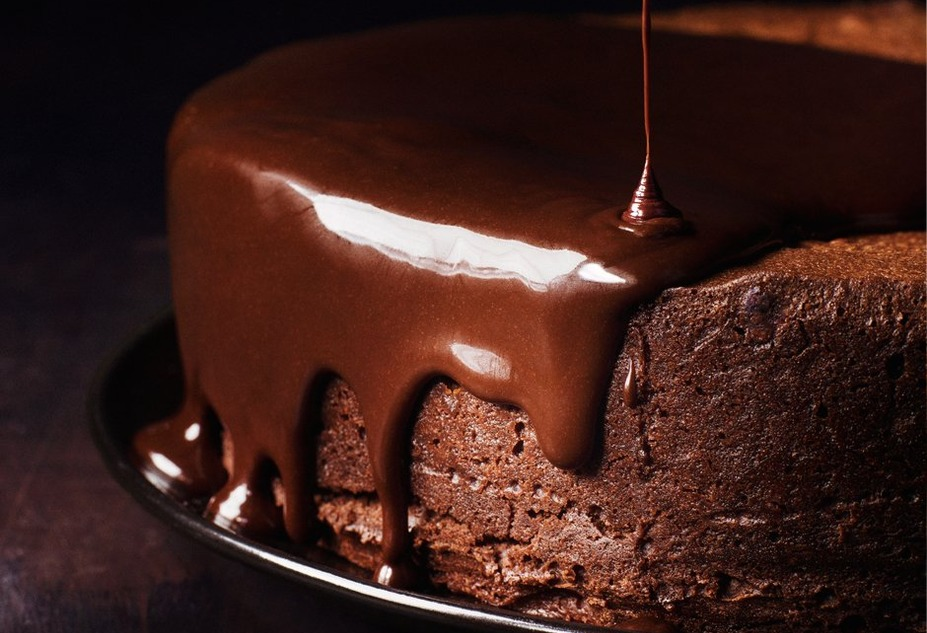 шоколадная глазурь на сметане