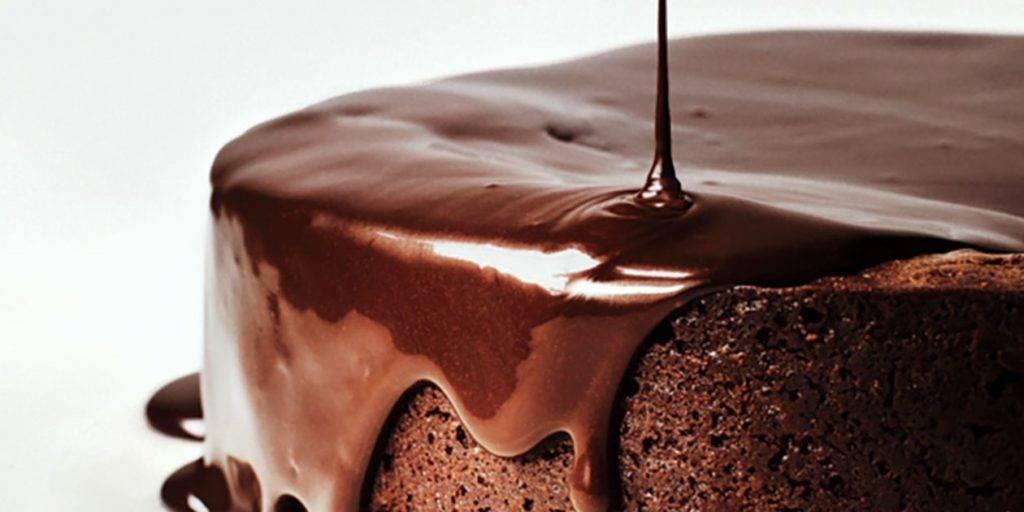 диетическая шоколадная глазурь