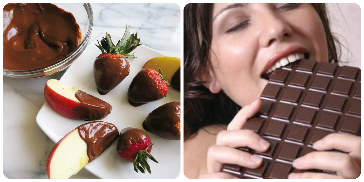 почему очень хочется шоколада