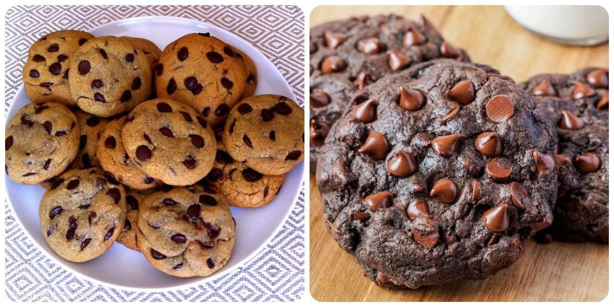 американское печенье кукис рецепт