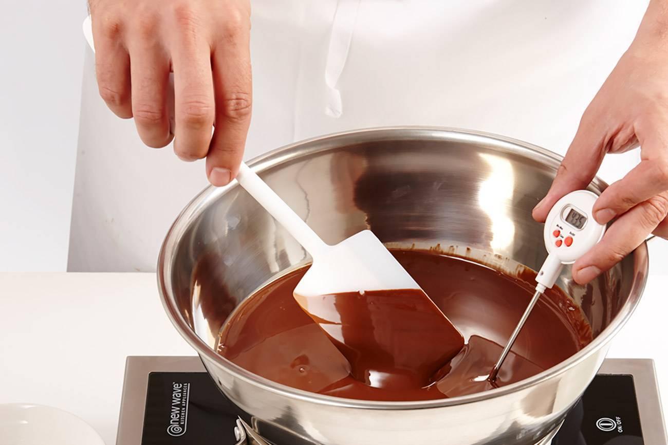 что такое темперирование шоколада