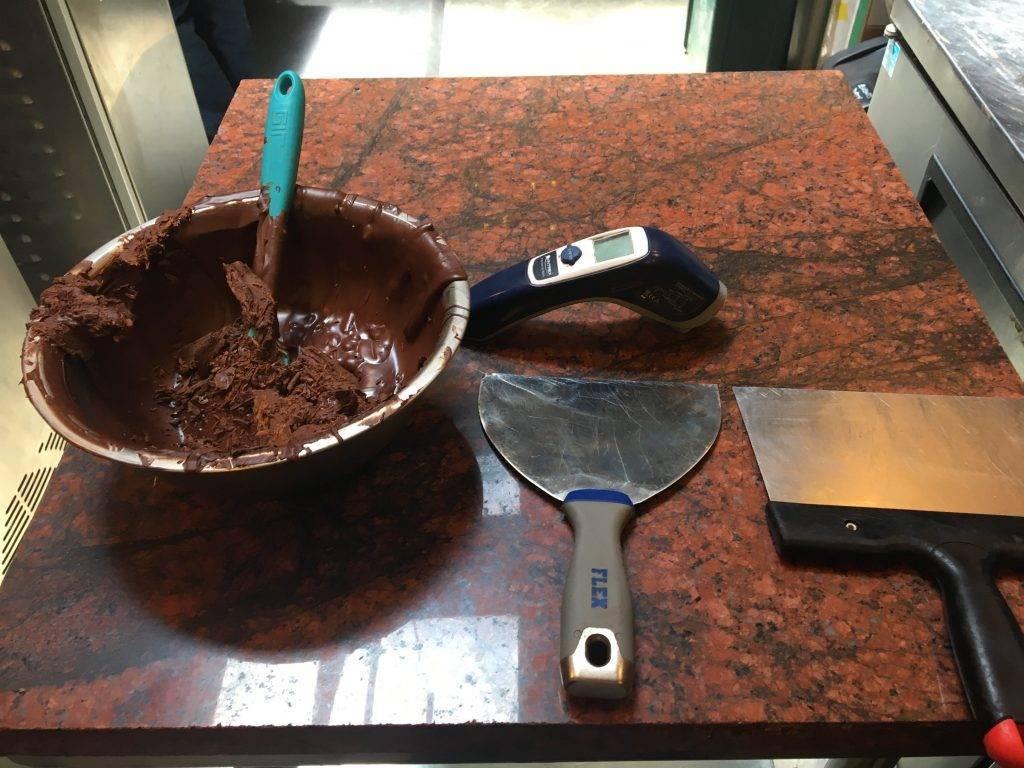 особенности темперирования шоколада