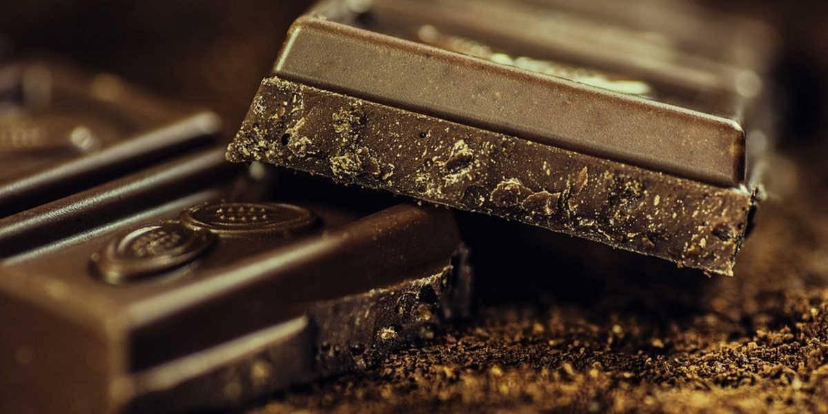 белый налет на шоколаде