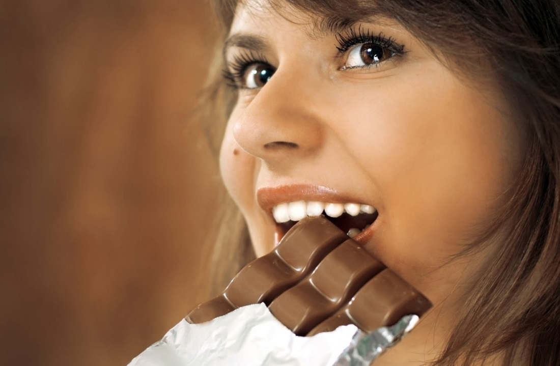 норма шоколада для женщин