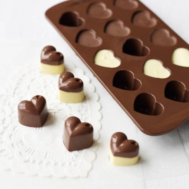 формочки для шоколадных фигурок