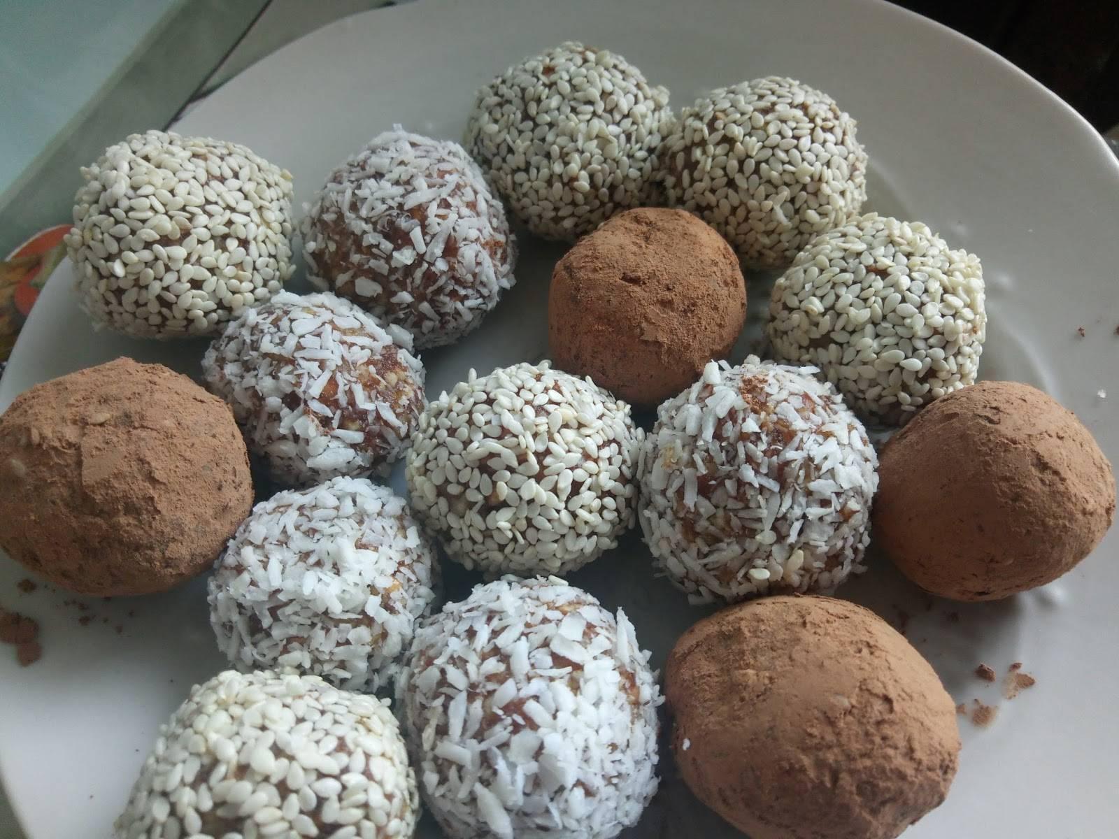 простые домашние шоколадные конфеты