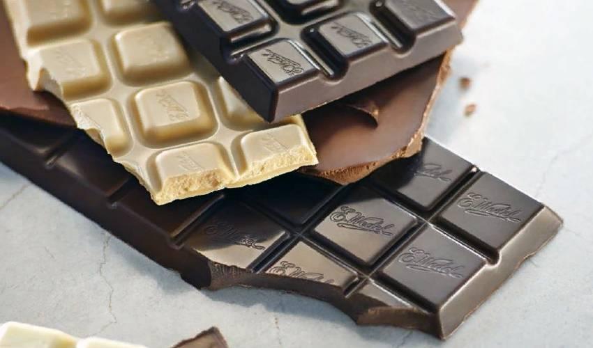 можно ли хранить шоколад в холодильнике