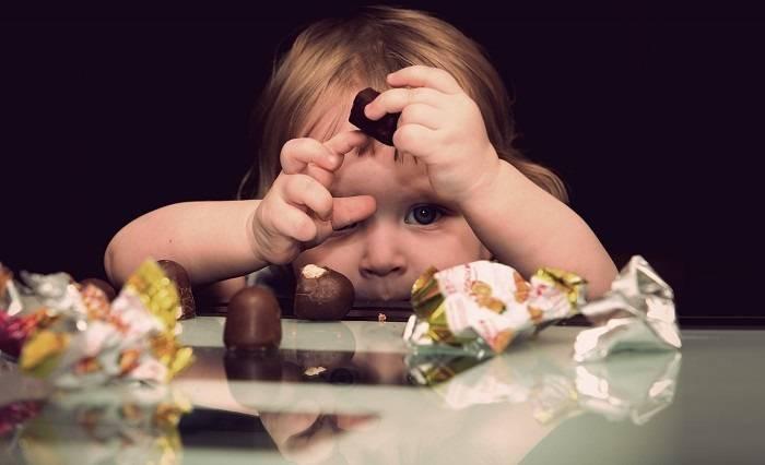сколько шоколада можно ребенку
