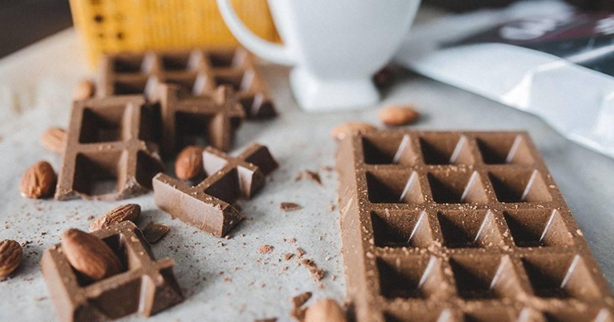 шоколад из кэроба рецепт