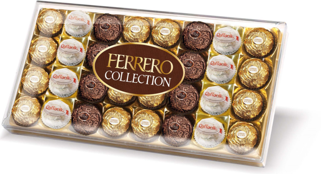 конфеты Ferrero Rocher обзор