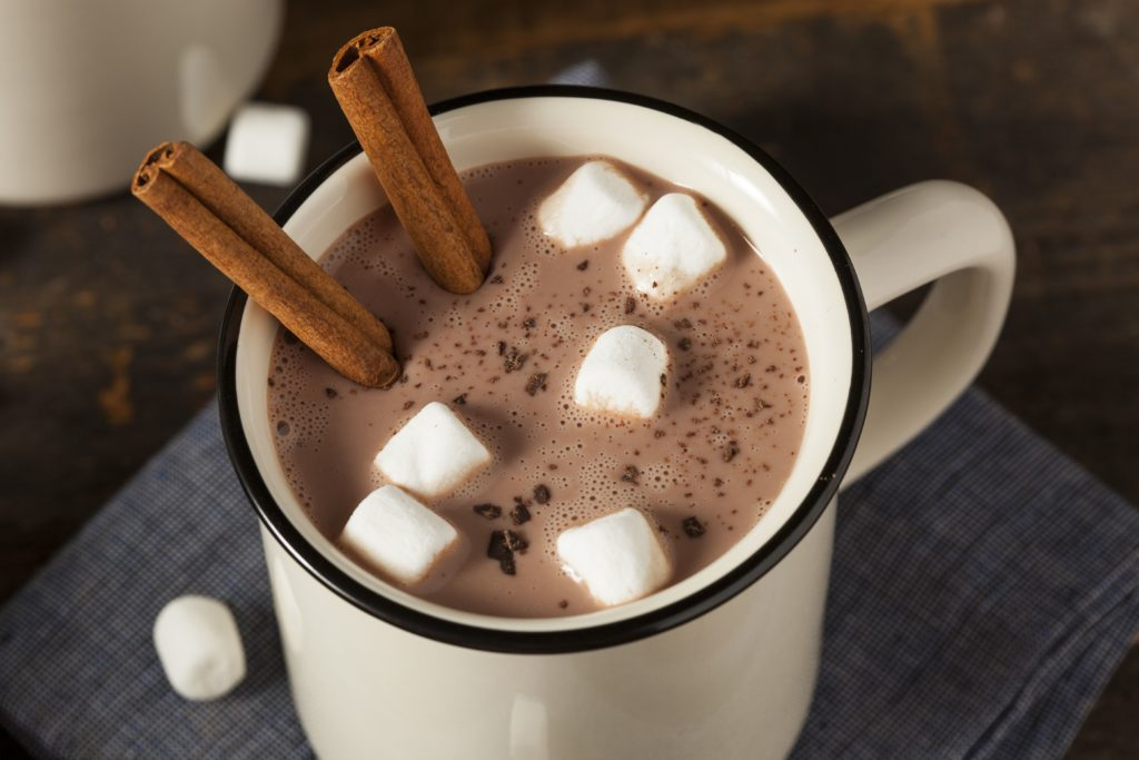 какао на ночь польза и вред
