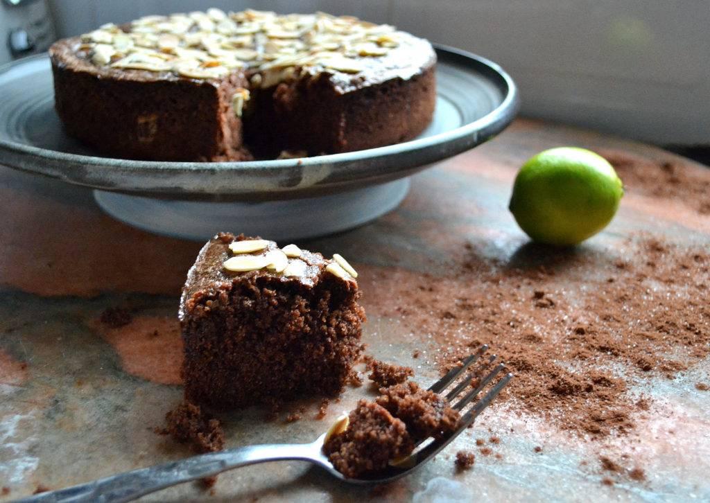 шоколадный манник на кефире рецепт