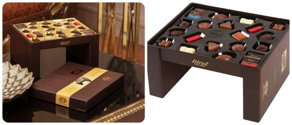 Bind Treasure конфеты в коробке