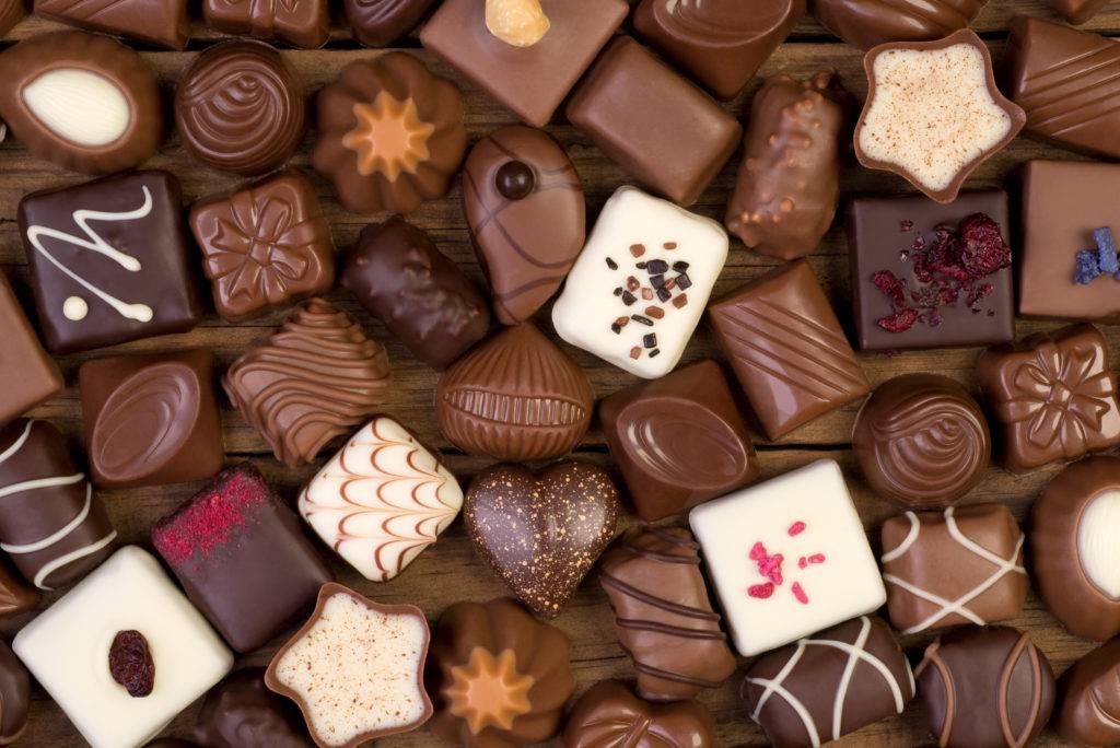 самые вкусные конфеты