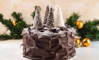 новогодние торты