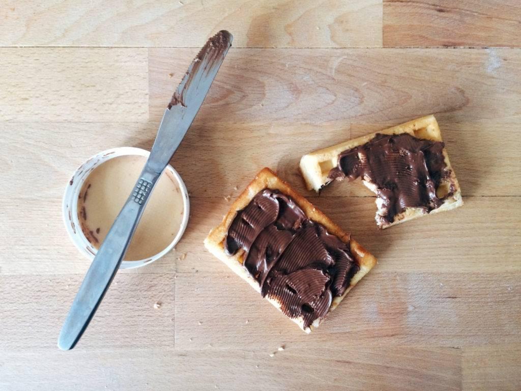 нутелла рецепт с горьким шоколадом