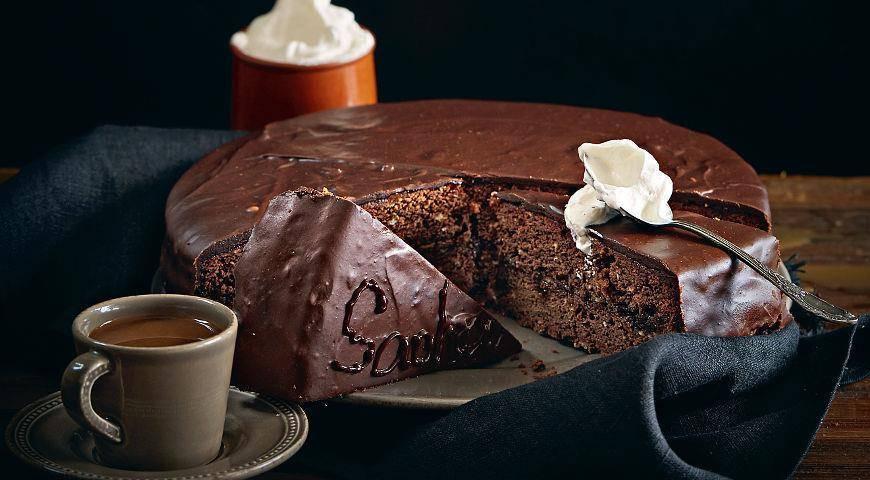 торт захер рецепт