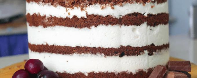 начинка для шоколадного торта