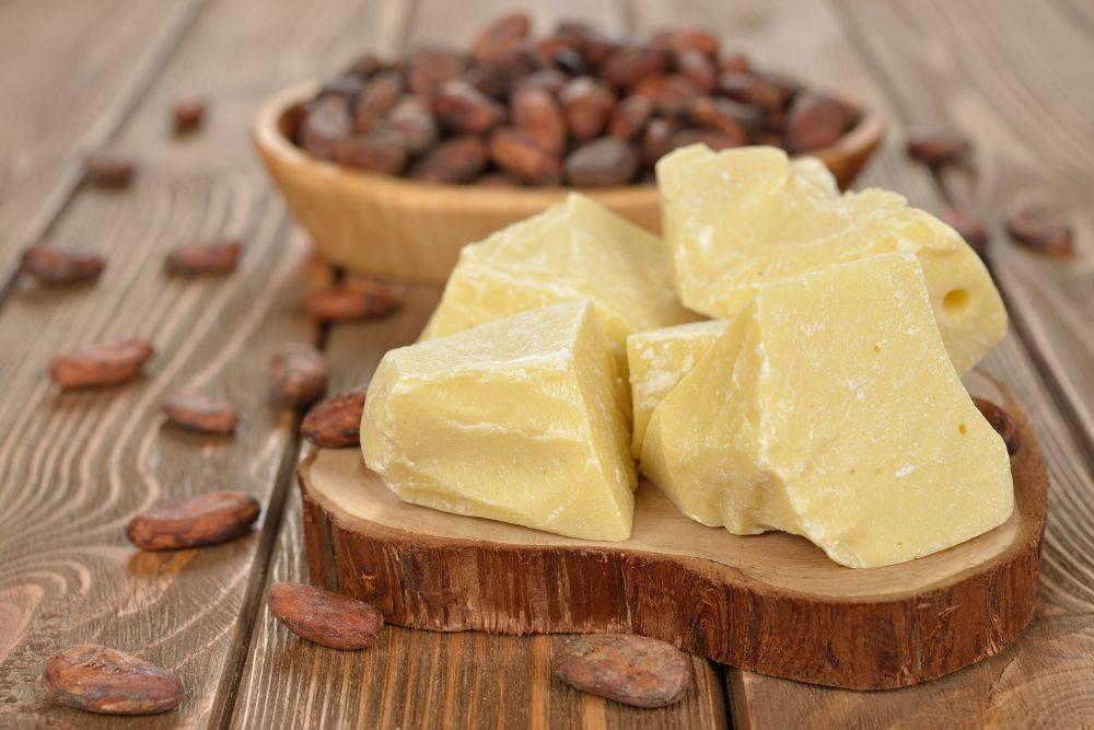 какао масло замена