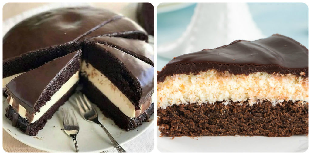 шоколадный баунти