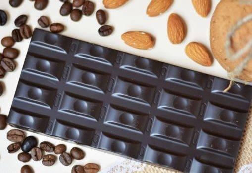 шоколад без сахара состав