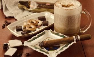шоколадные сигареты