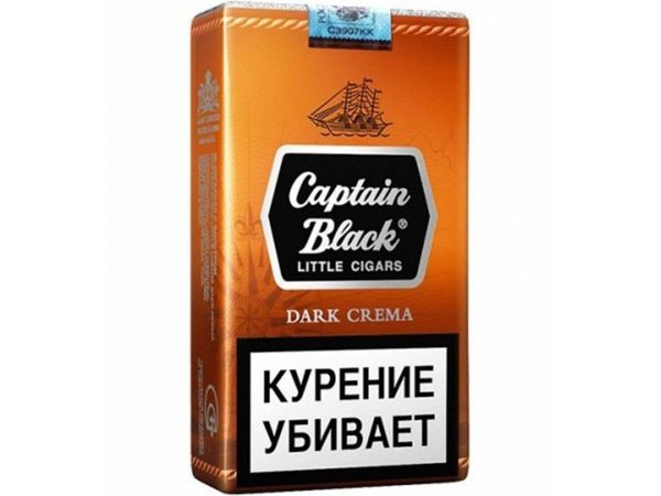 Captain Black Dark Crema