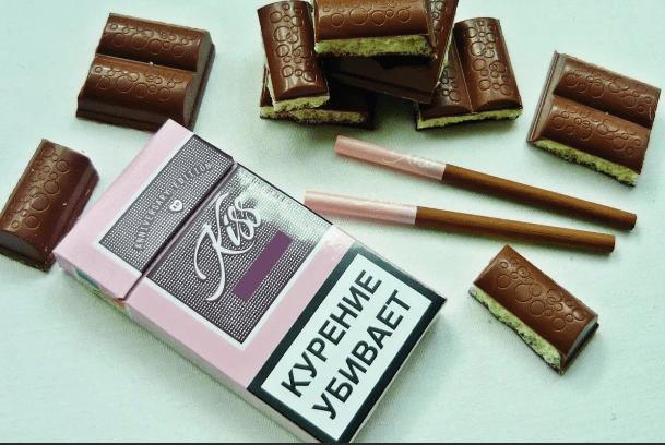 кисс десерт сигареты купить