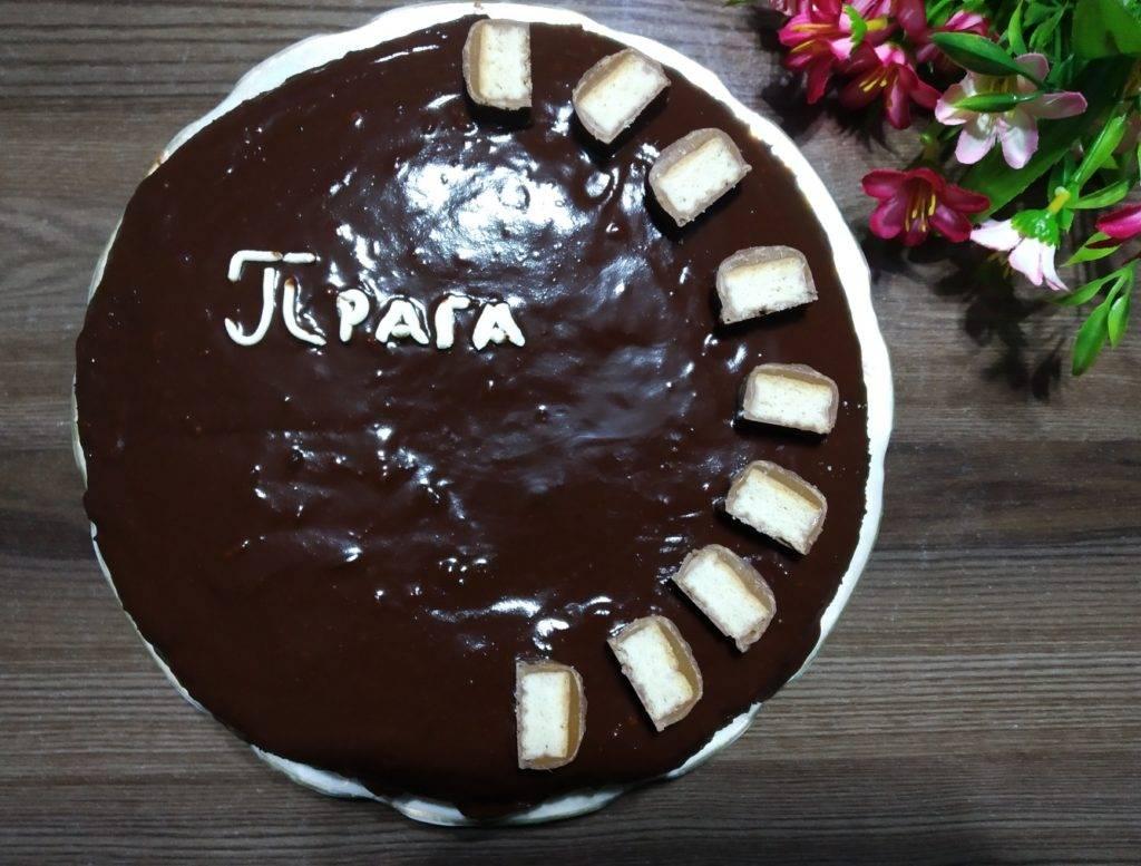 торт прага по классическому рецепту
