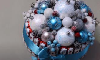 сладкие новогодние подарки своими руками