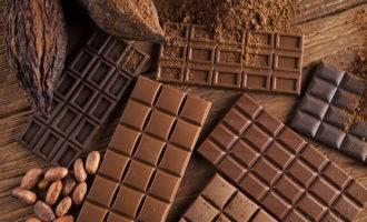 шоколад интересные факты