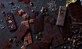 шоколад или кондитерская плитка
