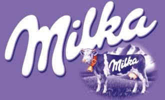 Milka все виды