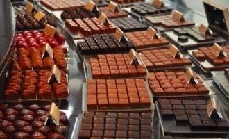 лучший бельгийский шоколад