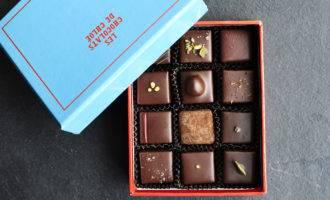 дорогие шоколадные конфеты